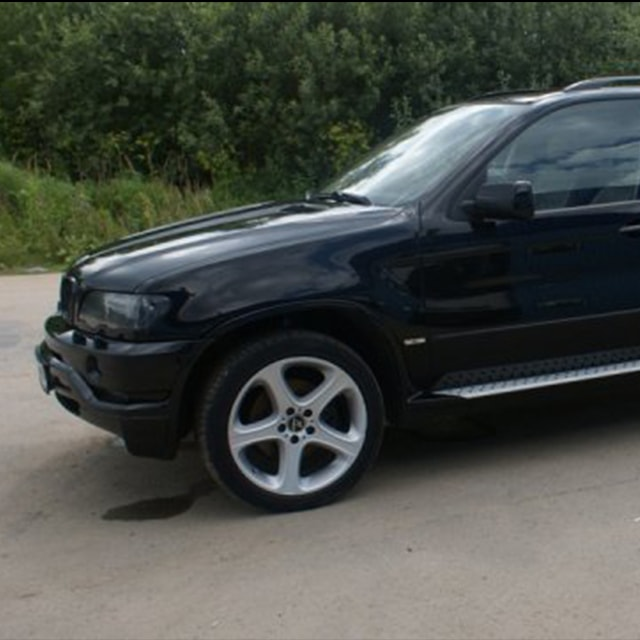 Установка ГБО на BMW X5