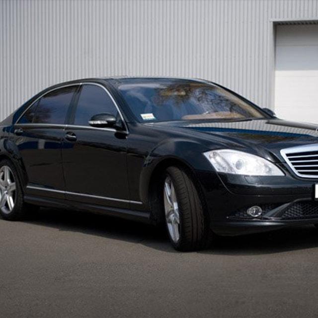 Установка ГБО на Mercedes S500